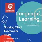Online Parents Workshop –